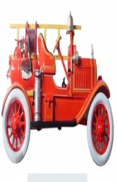 Fire Truck Wall Decoration (JR DF6500)