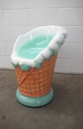 Ice Cream Chair - Mint (JR 130020G) - Thumbnail 01