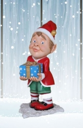 Babbo Elf 4ft (JR S-008) - Thumbnail 01
