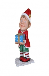 Babbo Elf 4ft (JR S-008) - Thumbnail 03