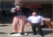 UNCLE SAM IN COVENTRY