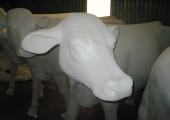 JACKS COWS - BEFORE PAINTING