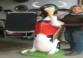 Skinny Cow with Ice-cream