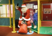 CHEEKY MONKEYS - CHRISTMAS DISPLAY
